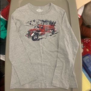Boys Youth Christmas shirt. Size 10 NWT